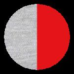 Gris jaspe-rojo